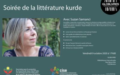 Soirée de la littérature kurde