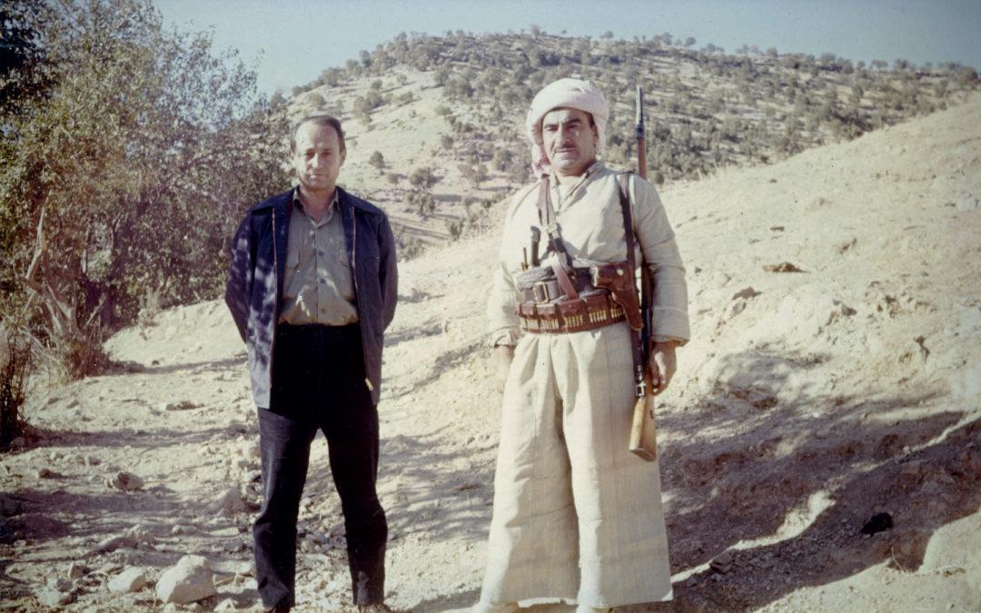 Ismet Vanly, un demi-siècle en Suisse mais Kurde plus que jamais