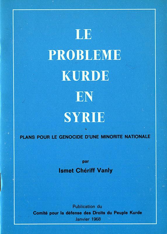 Portrait de Ismet Chérif Vanly